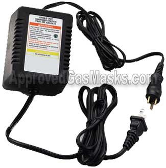 NiCad battery charger for the 3M RRPAS or Breathe Easy PAPR respirator system NSN 4240-01-418-5086