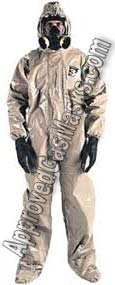 CPF3 CPF 3 Chemical Suit