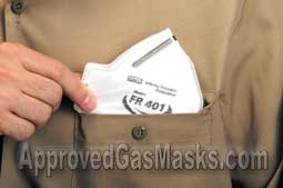 Foldable Mask - Foldable for effortless carrying