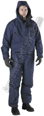 Rampart CPO Chemical Protective Outergarment chemical suit