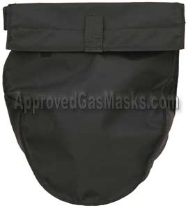 MSA lightweight nylon gas mask bag