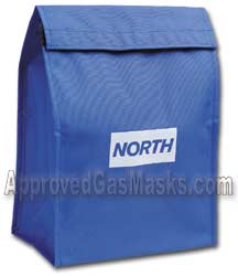 The North gas mask bag is economical, tough and can be used for carry or storage