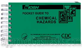 NIOSH Pocket Guide to Chemical Hazards includes industrial and biochemical weapons information