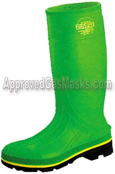 Hazmat Hazard biological and chemical boots
