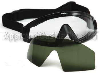 BOSS 6000 Tactical Sunglass SWAT goggles