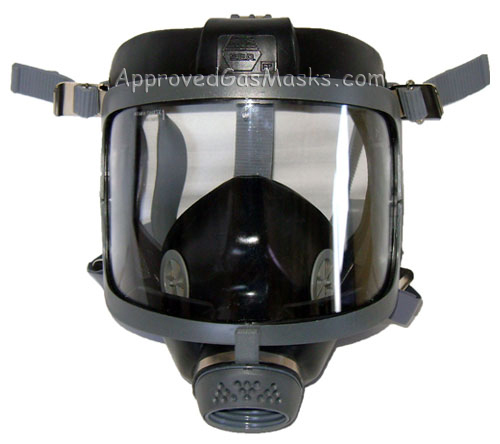 DP (Domestic Preparedness) gas mask