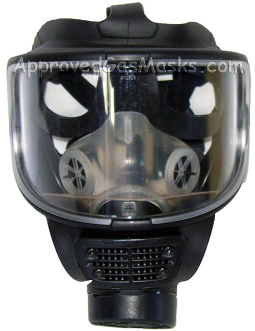Tactical DP (Domestic Preparedness) Gas Mask