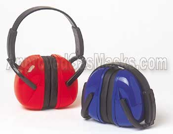 Leight Muff LM-77 earmuffs offer ear hearing protection earmuff