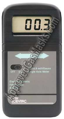 Sper Scientific Electromagnetic field tester - radiation meter