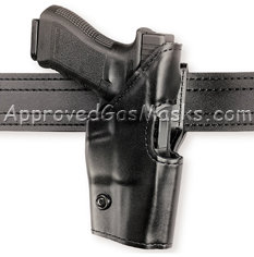 Mid-Ride Level II Duty Glock Holster