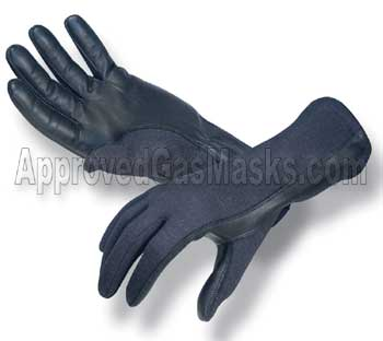 Tactical gloves - Mil Spec swat and flight gloves with NOMEX