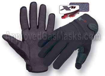 Street Guard tactical slash resistant SWAT gloves