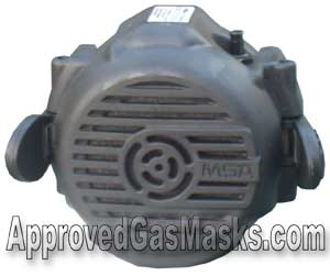 MSA ESP2 system fits the Advantage 1000 or Millennium NBC Gas Mask