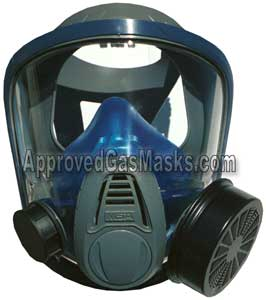 MSA Advantage 3200 gas mask