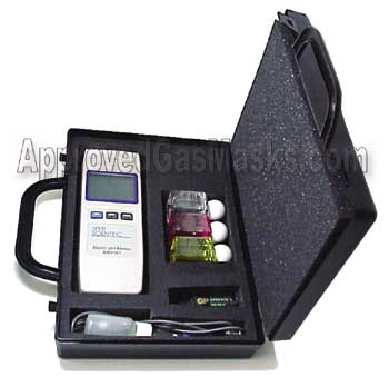 pH mini meter kit includes meter and all accessories 840088