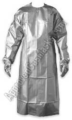 Silver Shield chemical resistant smock style suit
