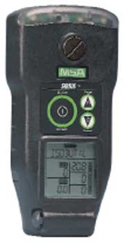 Sirius multi gas and chemical detector is small accurate and reliable