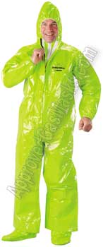 Tychem TK165 Chemical Suit