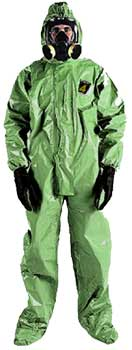 CPF4 high performance chemical suit