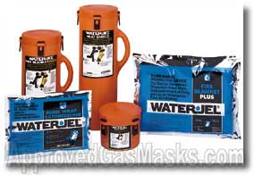 WaterJel Water Jel Fire Extinguishing Blankets and Burn Wrap